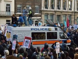 videos disturbios Londres